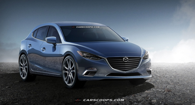 Dealers Say All-New 2014 Mazda3 Coming to the U.S. This Fall